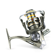 Kołowrotki Kołowrotki spinningowe 5.2:1 12 Łożyska kulkowe wymiennySea Fishing / Casting Bait / Ice Fishing / Spinning / Wędkarstwo