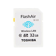 toshiba class10 de 32gb tarjeta de memoria SDHC wifi FlashAir