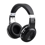 h bluedio + אוזניות Bluetooth v4.1 w / FM / מיקרופון / TF - שחור