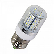 Ampoules Maïs LED Gradable / Décorative Blanc Chaud / Blanc Froid 无 1 pièce T E14 / E26/E27 5W 48 SMD 3014 450 LM DC 12 / AC 12 V