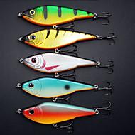 M&X Señuelos duros / Cebo de nado / Pececillo / VIB 50 g 1 pcs 127Pesca de Mar / Pesca de baitcasting / Pesca de agua dulce / Pesca de
