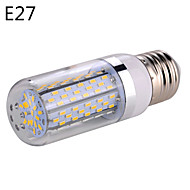 1 pcs E14 / G9 / E26/E27 18 W 120 SMD 3014 1650 LM Warm White / Cool White B Decorative LED Corn Bulbs AC 85-265 V
