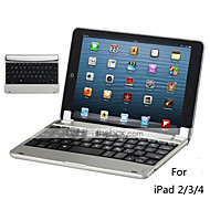 flyttbart stativ bluetooth tastatur for ipad 4/3/2