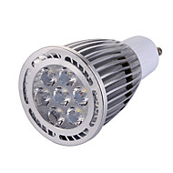 Spot LED Décorative Blanc Chaud / Blanc Froid 无 1 pièce MR16 GU10 9W 7 SMD 850 LM AC 85-265 V