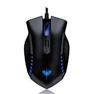 Aula USB Professional Wired 2000DPI Adjustable Game Gaming Optical Mouse
