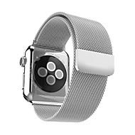 originele Milanese lus armband roestvrij stalen band voor Apple horloge 42mm 38mm met sterke magnetische sluiting