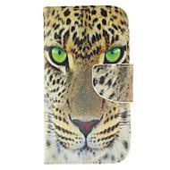 Para Samsung Galaxy Capinhas Carteira / Porta-Cartão / Com Suporte / Flip Capinha Corpo Inteiro Capinha Animal Couro PU Samsung S3
