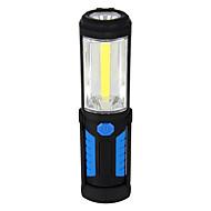 LED - til Camping/Vandring/Grotte Udforskning / Dagligdags Brug / Reise / Arbeide / Multifunktion / Utendørs (Vandtæt / Oppladbar /