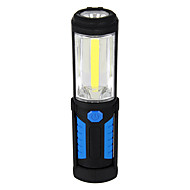 Linternas LED / Linternas y Lámparas de Camping / Linternas de Mano (A Prueba de Agua / Recargable / Emergencia) - LED 2 Modo 1800