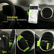 YILIFEI(R) Car Air Vent Mount Outlet Cradle Phone Holder for iPhone and Others(Below 5.5 Inch)(Assorted Colors)