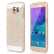csillogó kemény pc vissza védőtok Samsung Galaxy S7 él / S7 / s6 szélén plusz / s6 él / s6 / S5 / S4 / s3
