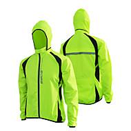 Cycling Jacket Unisex Long Sleeve Bike Waterproof / Rain-Proof Windbreakers / Jacket Terylene PatchworkSpring / Summer / Fall/Autumn /