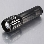LT  3 Mode 450 Lumens LED Flashlights  Adjustable Focus