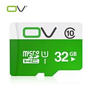 ov tarjeta de memoria de alta velocidad de la tarjeta de memoria tarjeta del tf 32gb tarjeta micro sd teléfono tablet 32gb de