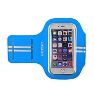 팔밴드 휴대 전화 가방 용 레이싱 조깅 사이클링 달리기 스포츠 백 착용할 수 있는 터치 스크린 전화/Iphone 러닝백 Iphone 6/IPhone 6S/IPhone 7 다른 유사한 크기의 전화 HAISKY