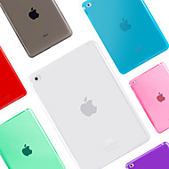 Transparent Thin Protective Shell for iPad Air (Assorted Colors)