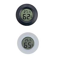 mini umidità temperatura termometro tester visualizzazione portatile a cristalli liquidi igrometro digitale