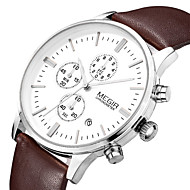 MEGIR® Men Watches 2015 Business Watch of High Quality and Waterproof Outdoor Chronograph Cool Watch Unique Watch Fashion Watch