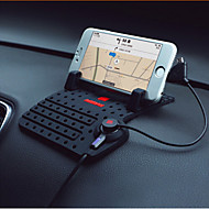 Multifunctional Silicone Anti slip Car Charger General Stent