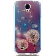 Voor Samsung Galaxy hoesje Patroon hoesje Achterkantje hoesje Paardenbloem TPU Samsung S6 edge plus / S6 edge / S6 / S5 / S4