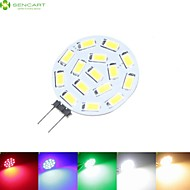 8W G4 Spot LED MR11 15 SMD 5630 700-900 lm Blanc Chaud / Blanc Naturel / Vert / Rouge / Bleu Gradable DC 12 / AC 12 / AC 24 / DC 24 / 9-30