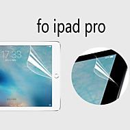 professionnel de haute transparence cristal LCD protecteur d'écran avec chiffon de nettoyage pour iPad Pro 12.9