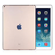 Ultra-Thin Transparent TPU Soft Glue Full Screen Protective Sleeve for iPad Pro 12.9(Assorted Colors)