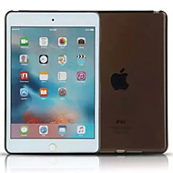High Quality Translucent TPU Soft Shell for iPad Air 2/iPad 6