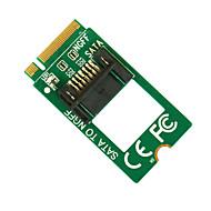 m.2 maiwo (ngff) para o cartão de sata cartão conversor kt012