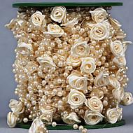Outros Strass Fitas de casamento-1 Piece / Set Laço de Organza Laço Para Presente