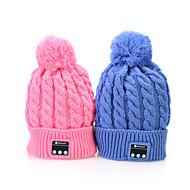 bluetooth 4.1 bonnet musique Chapeau Bonnet intelligente écouteurs sans fil casque avec micro pour iPhone Sumsung téléphone portable