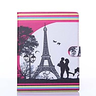Love Pattern PU Leather Full Body Case with Stand for iPad 2/3/4