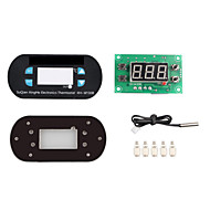 w1308 pantalla sensor de conexión controlador de temperatura regulable digital de frío / calor para el kit de bricolaje Arduino