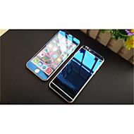 høy kvalitet skjermbeskytter membran herdet glass film 9h farge plating eksplosjonssikkert for iphone 6s / 6 pluss