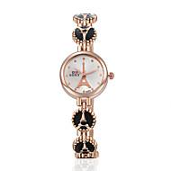 utsökta kvinnor kristall armbandsur mode karaktäristiska armband titta på armbandsur mångsidig klocka
