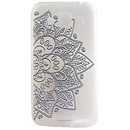 For Samsung Galaxy etui Transparent Mønster Etui Bagcover Etui Mandala-mønster TPU for SamsungOn 7 On 5 J7 J5 J3 J1 Grand Prime Grand Neo