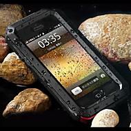 Toophone® JOYLANDSuper Cool Metal Transformer Waterproof And Dustproof And Anti Scrape Back Case for iPhone 5/5S