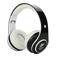 Boas bluetooth kuulokkeet kuuloke stereo taitettavat kuulokkeet TF kortti mikrofoni iPhone 6s plus galaksi htc