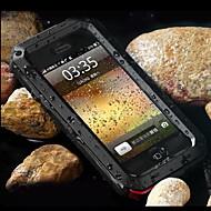 Toophone® JOYLANDSuper Cool Metal Transformer Waterproof And Dustproof And Anti Scrape Back Case for iPhone 4/4S