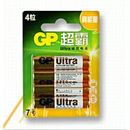 Nanfu LR03 AAA 1,5 В батарейки 4шт бытовые