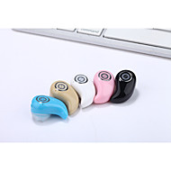 In-Ear Earphone Headset Headphone Bluetooth with Microphone for iPhone 6/6 Plus Samsung Laptop Tablet