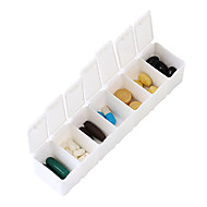 Travel Inflated Mat / Travel Pill Box/Case Portable Travel Accessories for Emergency Plastic
