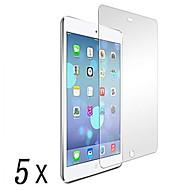 [5 piezas] protector de pantalla transparente de alta calidad para el ipad 3 del ipad mini-mini mini ipad 2