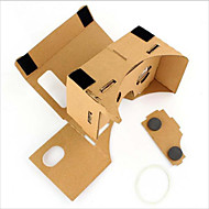 pap vr virtual reality briller storm spejl diy kit