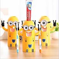 Toothbrush Holders Bathtub Műanyag Környezetkímélő / Ajándék