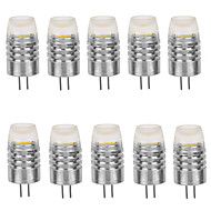 10pcs G4 2W 180LM 3000K/6000K Warm White/Cool White Light Lamp Bulb(DC12V)