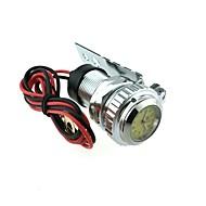 5V 3.1Aオートバイのハンドルバーの携帯電話のスマートフォンデュアルUSBデバイスの充電器