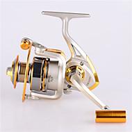 スピニングリール 5.2:1 11 ボールベアリング 交換可能 海釣り スピニング 川釣り その他 一般的な釣り-FC1000 Debao