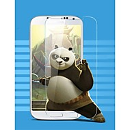 XIMALONG Samsung Galaxy S4 Screen Protector, Rounded Edge Transparent 9h Toughened Glass Membrane