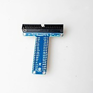 t-málna pite gpio bővítőkártya generációs generációs b b + 2 külön 2 * 20p 40pin